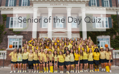 Take this quiz to see how much you remember from Senior of the Day.