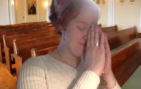 Mae Harkins '20 confesses her sins before the end of the school year.