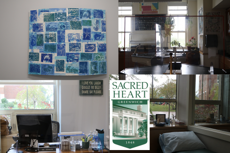 Sacred Heart Greenwich undergoes renovations to prepare for in-school learning.