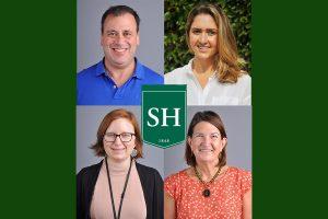 Four new Upper School faculty members arrive on King Street