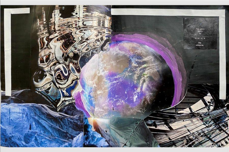 "Art of the Week – ""Negative Space"" – Vanessa Torres '23"