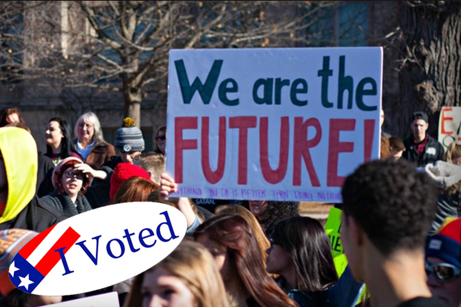 High numbers of youth voters are set to impact the 2020 presidential election.