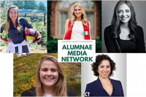 Navigating the media industry with alumnae