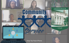 Sacred Heart Greenwich offers its students the opportunity to participate in virtual community service.