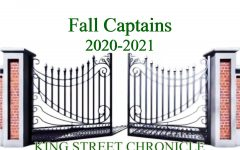 Meet the fall captains 2020 (Video Post)