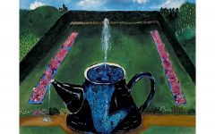 """Art of the Week – """"Tea Time"""" – Annabelle Hartch '21"""