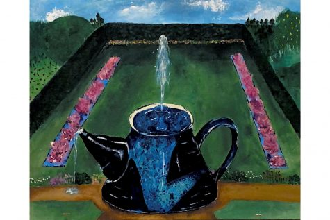 "Art of the Week – ""Tea Time"" – Annabelle Hartch '21"