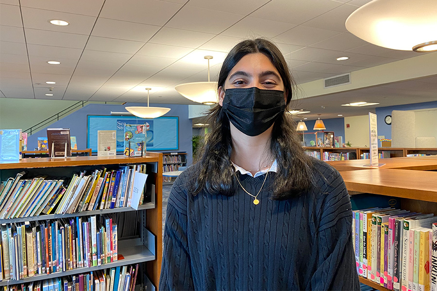 Humans of Sacred Heart - Mimi Greco 22