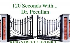 120 Seconds With... Dr. Pecullan