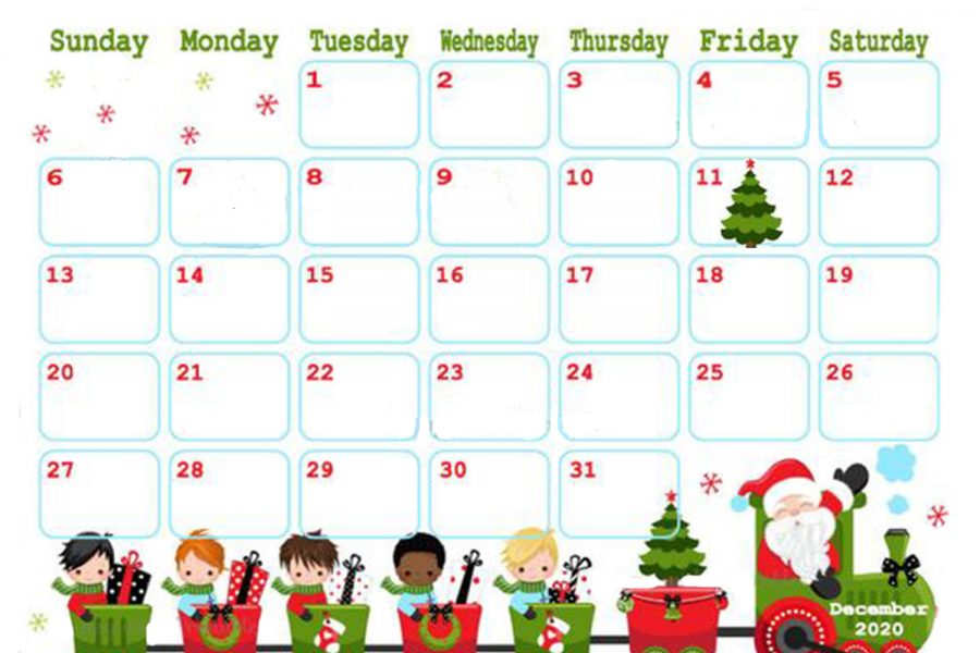 12 Days of Christmas -- Day 7