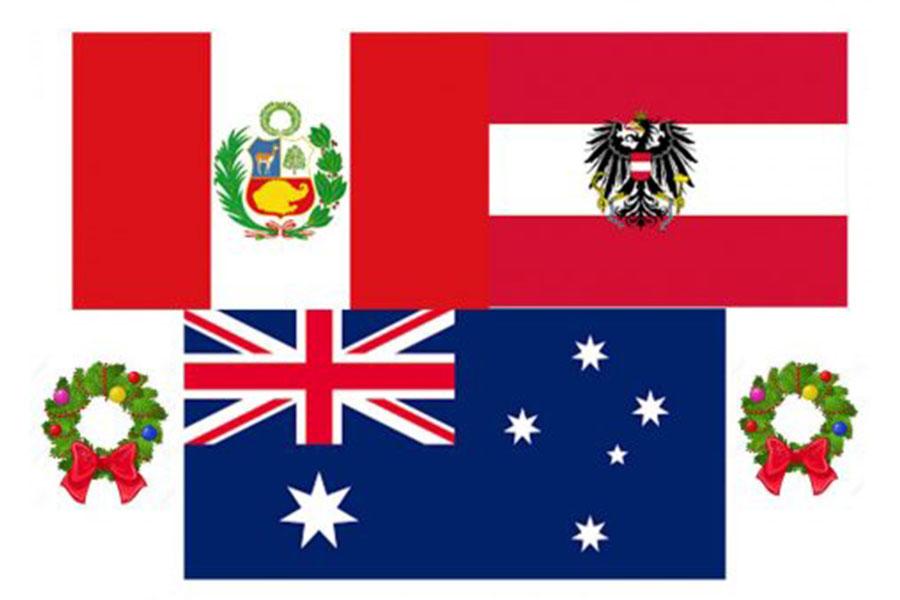 Peru%2C+Austria%2C+and+Australia+all+celebrate+Christmas+in+their+own+distinct+ways.+