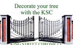 Decorate your tree with the KSC