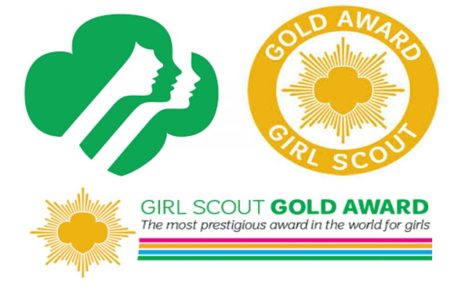Sacred Heart Greenwich students are working towards their Girl Scout Gold Awards.