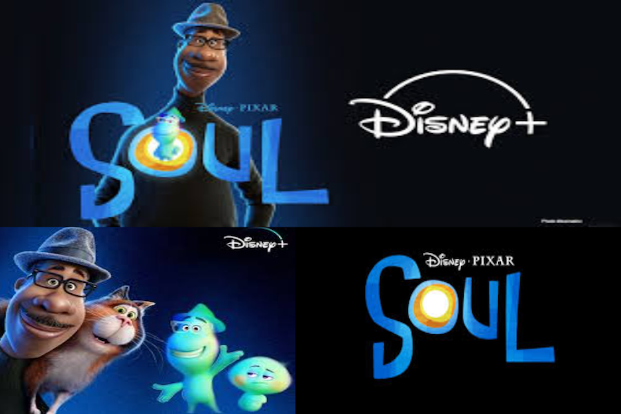 Disney Pixar presents the animated film Soul, released December 25.