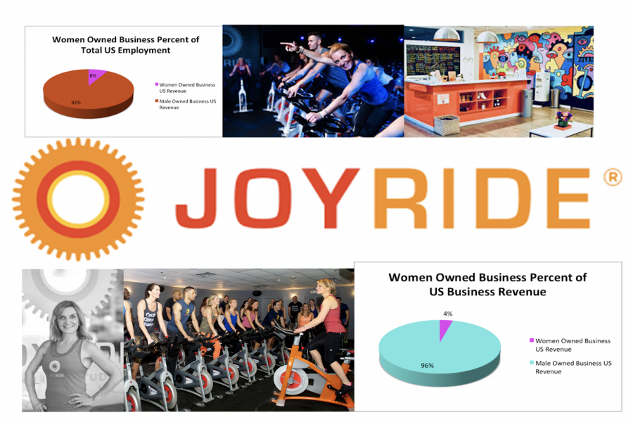 JoyRide Cycling Studio provides an example for female entrepreneurs nationwide.