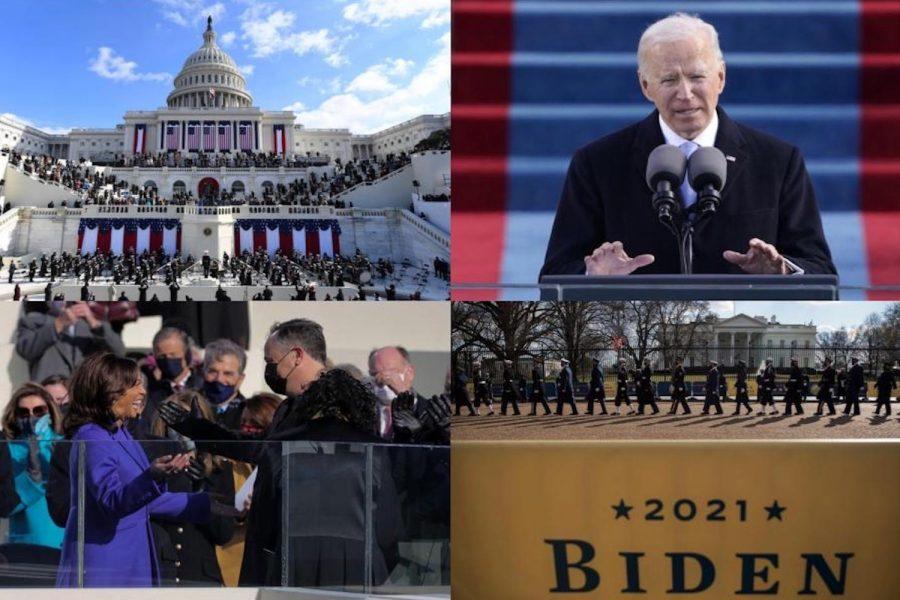 The inauguration of President Mr. Joseph R. Biden and Vice President Ms. Kamala Harris took place January 20.
