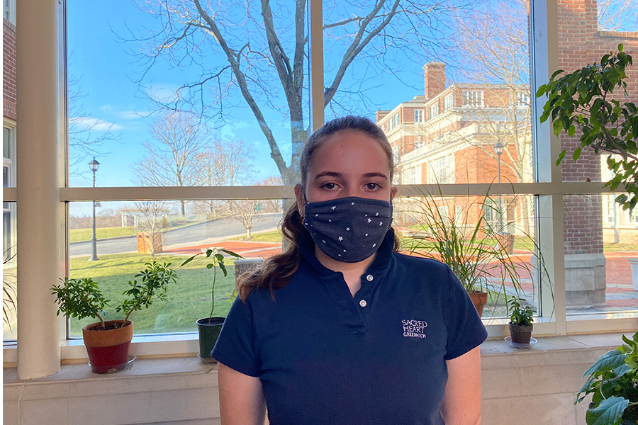 Humans of Sacred Heart - Emma Rose Connolly 21