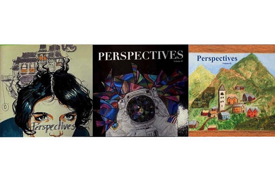 Perspectives is the Sacred Heart Greenwich literary magazine.
