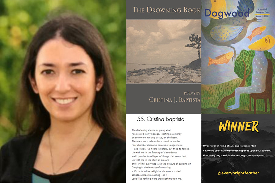 Dr.+Cristina+Baptista+is+utilizing+her+sabbatical+to+focus+on+her+creative+writing+projects.+