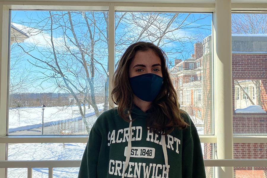 Humans of Sacred Heart - Gigi Gazal 23