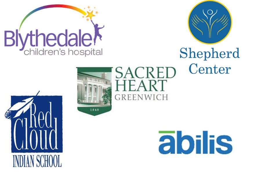 For+the+month+of+January%2C+the+Sacred+Heart+Upper+School+raised+funds+for+four+organizations+that+provide+support+for+underrepresented+communities.