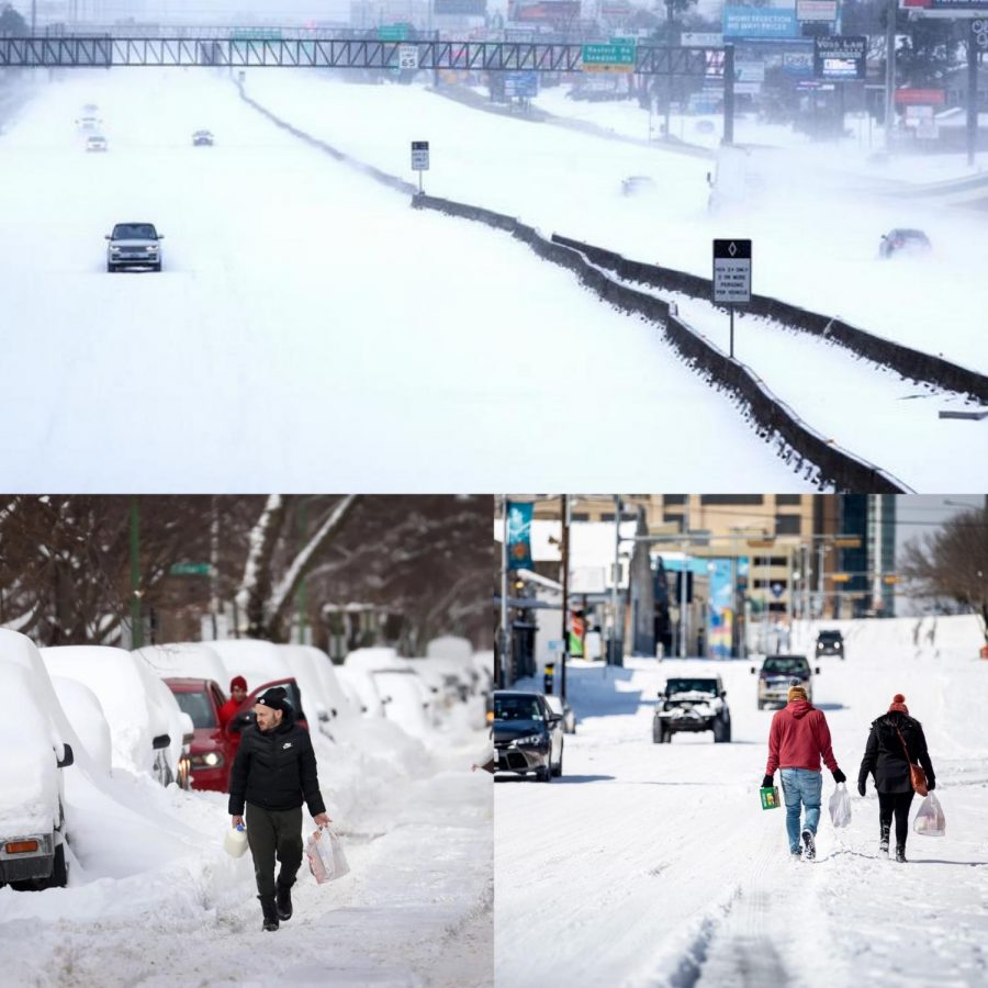Winter Storm Uri terribly impacted the state of Texas, as well as Duchesne Academy of the Sacred Heart.