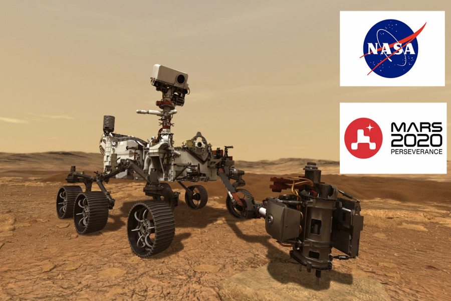 NASA's Perseverance rover, which will help scientists determine if life was present on the red planet, landed on Mars February 18.