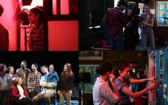 Miss Gabby Giacomo '15 has established connections and relationships through her various roles working on both theatre and film projects.