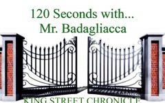 120 Seconds With... Mr. Badagliacca