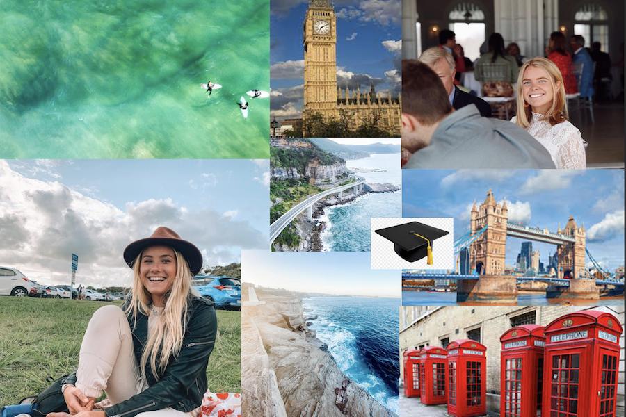 Alumnae+explore+the+world+beyond+King+Street.