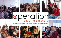 The annual Operation Med School New York conference occurred virtually this year from March 29 to April 2.