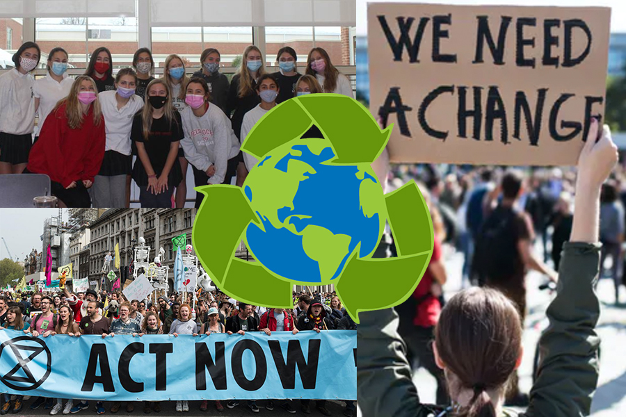 Youth activists collaborate to initiate global action this Earth Day.
