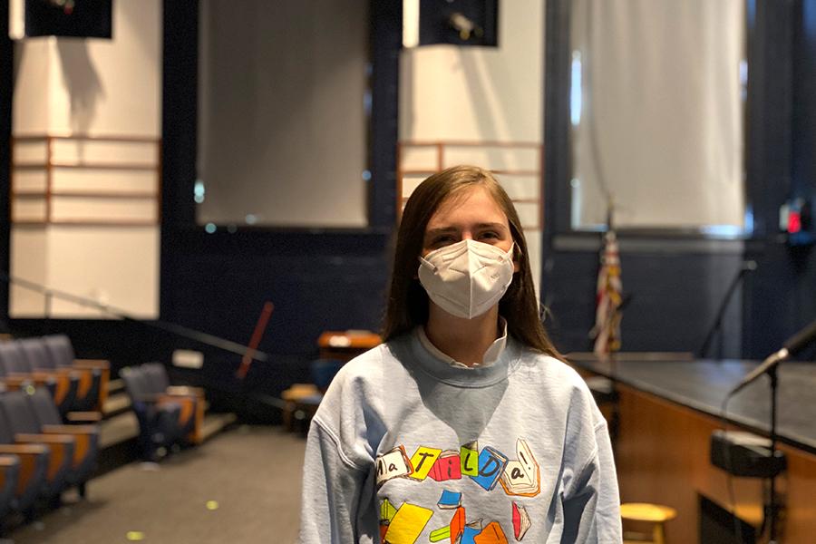 Humans of Sacred Heart - Molly Kriskey 23