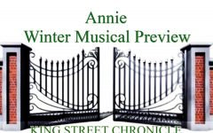 Annie - Musical preview 2021