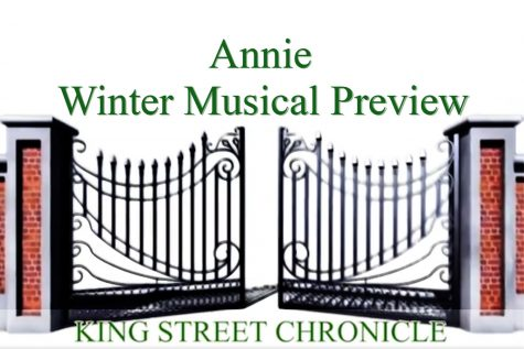 """Annie"" - Musical preview 2021"
