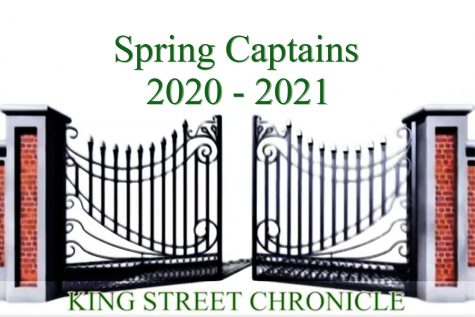 Meet the spring captains 2021 (Video Post)