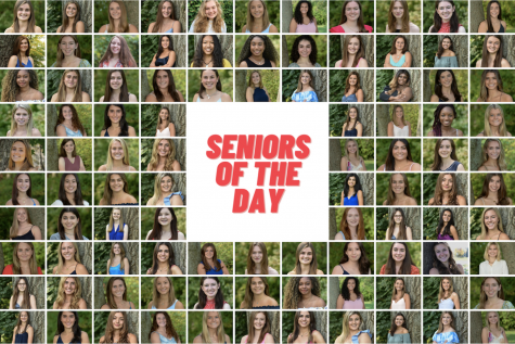 Seniors of the day 2021