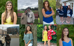 Five seniors will attend college with their sibling in the fall.