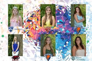 Six seniors will gain insight into the field of psychology during their college careers.