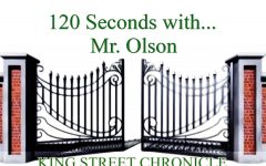 120 Seconds With... Mr. Olson