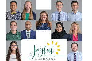 Eleven faculty members join the Upper School this year.