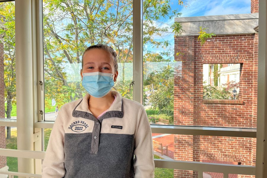 Humans of the Sacred Heart - Mimi Lee 22