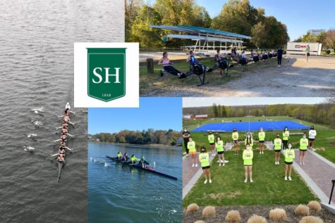 Sacred Heart Rowing returns to intermural competition for the 2021 Fall season.